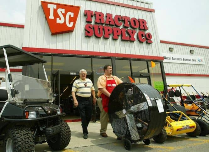 Win $2500 Gift Card in Tractor Supply Survey – TellTractorSupply