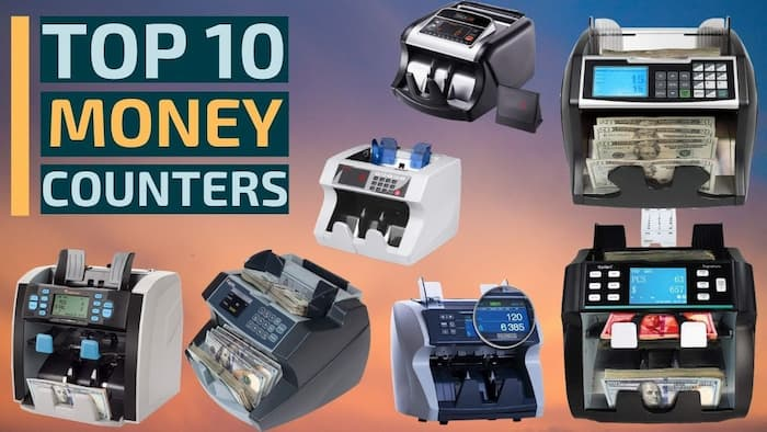 The 10 Best Money Counters of 2021